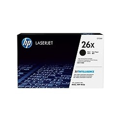 HP 26X Black Original...