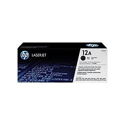 HP 12A Black Original...
