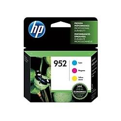 HP 952 CMY Ink Cartridges,...