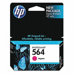 HP 564 Magenta Original Ink...