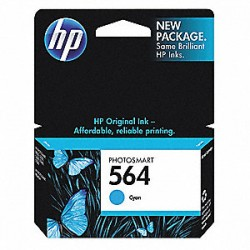 HP 564 Cyan Original Ink...