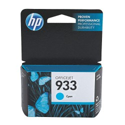 HP 933 Cyan Original Ink...