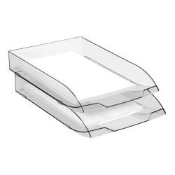 CEP Ice Black 147/2i Desk Tray