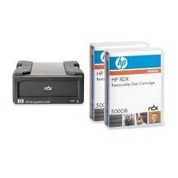 HP 500 GB RDX Technology...