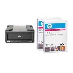 HP 320 GB RDX Technology...