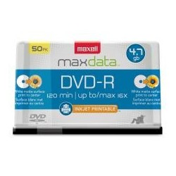 Maxell DVD Recordable Media...
