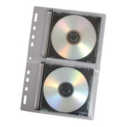 Fellowes CD Binder Sheet -...