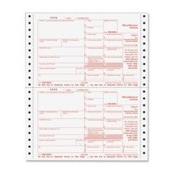Tops 1099 Misc. Forms