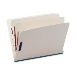 SJ Paper End Tab Letter Folder