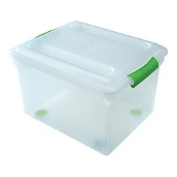 I.R.I.S File Storage Box