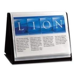 Lion Flip-N-Tell Display...