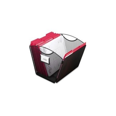 Safco Onyx Mesh Desktop Tub...
