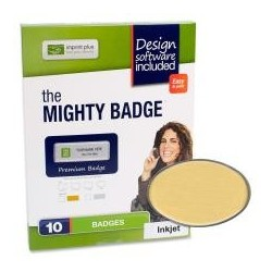 Imprint Plus Mighty Badge...