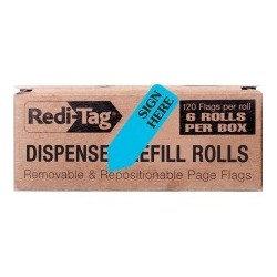 Redi-Tag Removable Sign...
